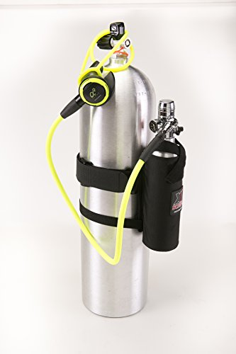 Dxdiver Bailout Pony Bottle Diving Kit With Hose 6 Cf Tank